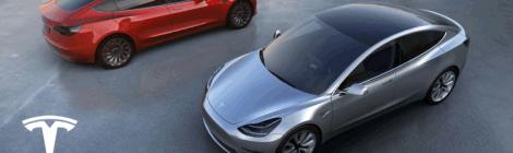 The Tesla Model 3!