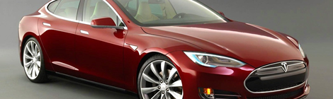 Tesla Model S can Float