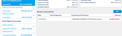 Barclays Bank Mobile App