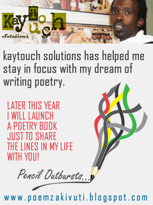 Peter Kivuti and poetry