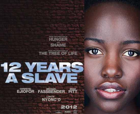 12 days of a slave poster