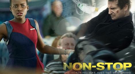 Lupita Nyong'o in Non-Stop