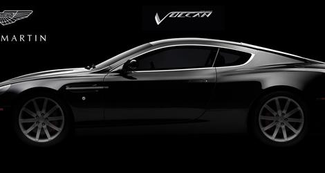 Aston Martin 'Vulcan'