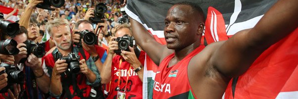 Kenyan Julius Yego