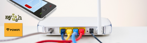 power over wifi