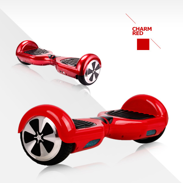 red-segway