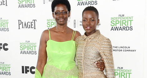 Lupita Nyong'o on 12 years a Slave