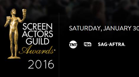 SAG Awards 2016
