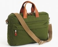 Jcrew Harwick Briefcase $98