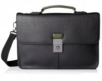 Ted Baker Pebble Grain Messenger Bag $239