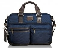 tumi alpha bravo andersen slim commuter brief $395