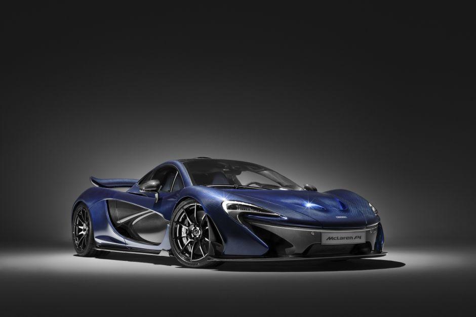 McLaren P1 Hypercar