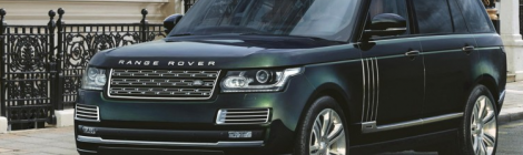 LAND ROVER ELEVATES RANGE ROVER FAMILY WITH LIMITED PRODUCTION HOLLAND & HOLLAND RANGE ROVER