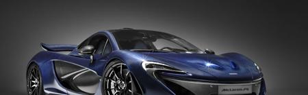 "McLaren $1 million P1 ""hypercar"""