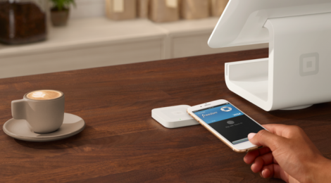 Square Space NFC