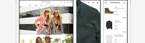 Turn your online store into a full-featured mobile shopping app with Highstreet