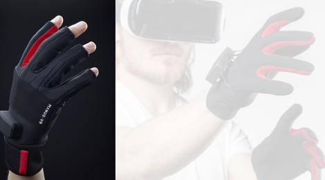 Manu VR Game Controllers!