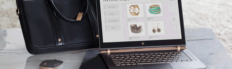 HP's SPECTRE: World Thinnest Laptop!