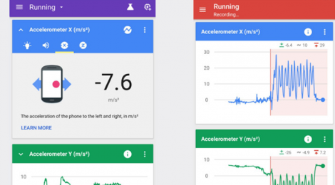 Become a Scientist with Google's Science Journal App!