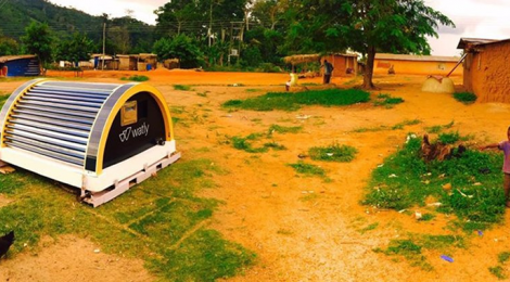 Watly Provides Electricity, WiFi and Clean Water