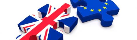 UK exits he EU