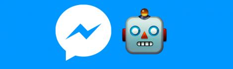 Using facebook chatbots