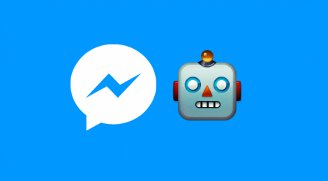 Using facebook chatbots