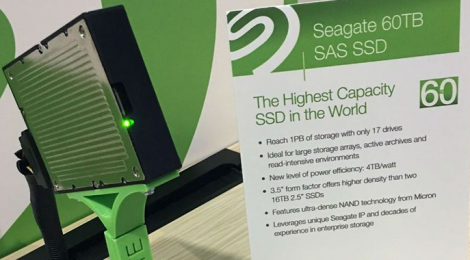 Seagate's 60 TB SSD: The Highest Capacity in the world!