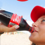 New Coca Cola Bottle lets you take a Selfie!