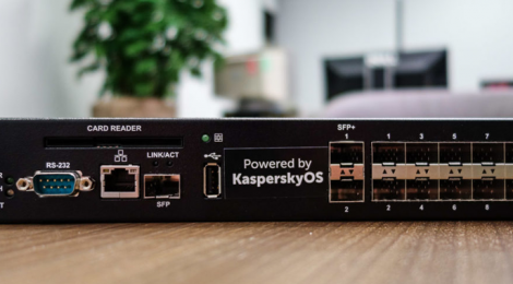 Kaspersky OS Layer 3