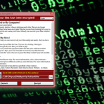 The WannaCry-ransomware cyber-attacks