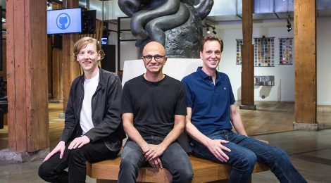 Microsoft will acquire Github for $7.5m to empower developers
