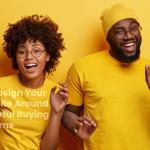 Re-Design Your Website Around Powerful Buying Patterns
